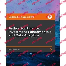 Packt Python for Finance Investment Fundamentals and Data Analytics Updated August 2021