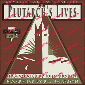 Plutarchs Lives Volume 1 of 2