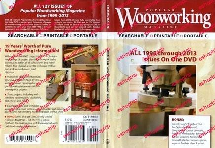 Popular Woodworking 1995 2013 DVD