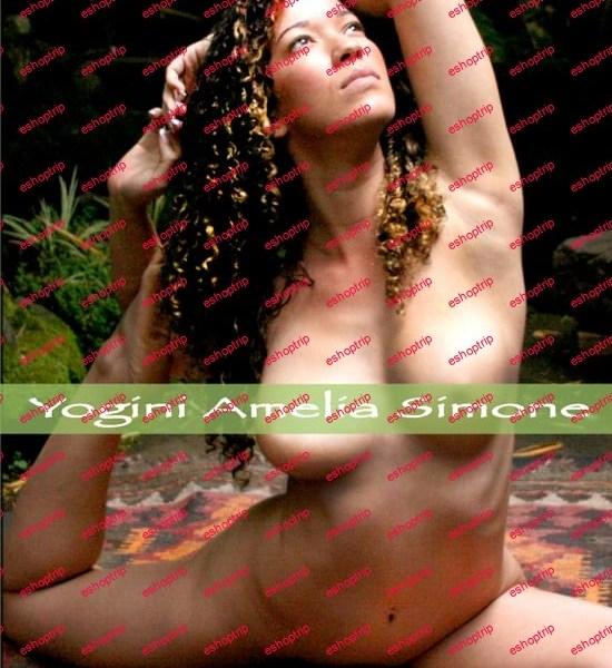 Pure Nude Yoga Yogini Amelia Simone