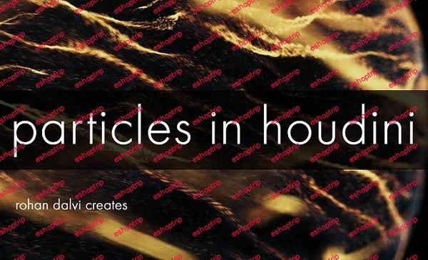 Rohandalvi Particles in Houdini