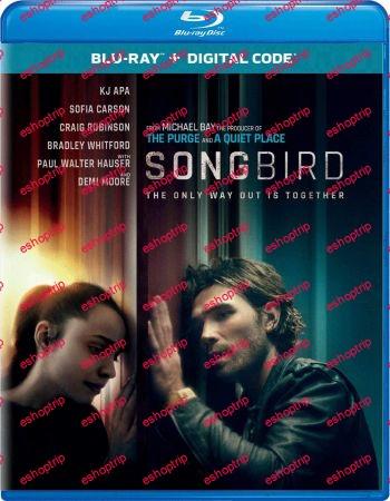 Songbird 2020 720p BluRay x264