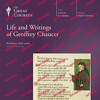 TTC Audio Life and Writings of Geoffrey Chaucer