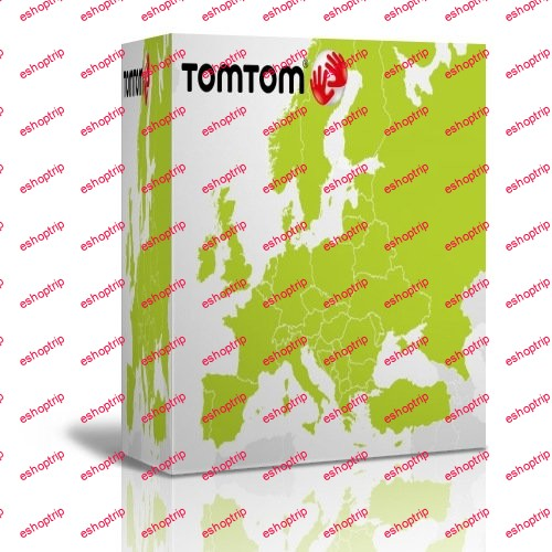 TomTom Maps Europe 2020.12 Multilingual