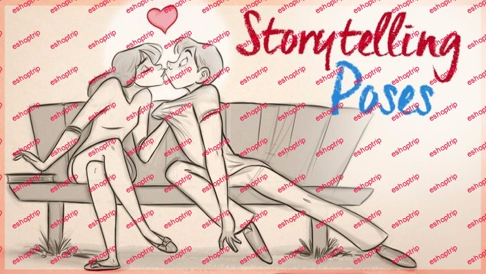 ToonBoxStudio StoryTelling Poses by Paris Christou