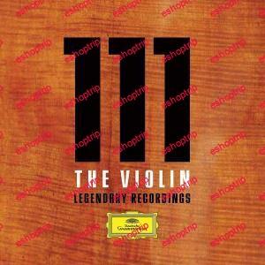 VA 111 The Violin Legendary Recordings 2016 42 CD Box Set