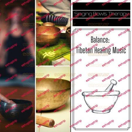 Singing Bowls Therapy Balance Tibetan Healing Music 2021