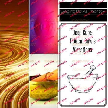 Singing Bowls Therapy Deep Cure Tibetan Bowls Vibrations 2021
