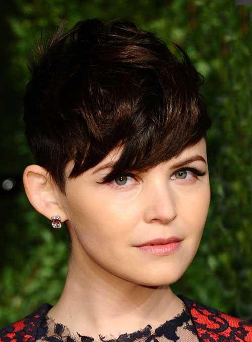 Ginnifer Goodwin Pixie Cut : ginnifer, goodwin, pixie, Ginnifer, Goodwin, Pixie, Short, Hairstyles, Haircuts