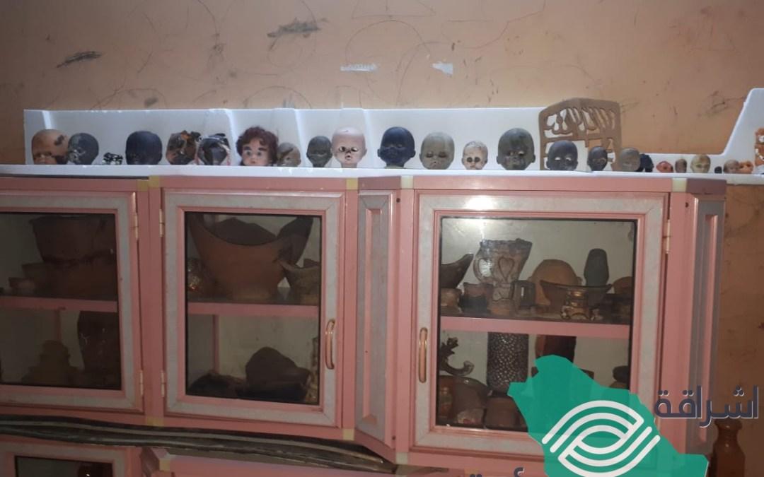 المشني ينشئ متحفًا تاريخيًا