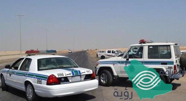 القبض على مواطن أطلق النار على رجلي أمن وإستولى على دورية أمنية