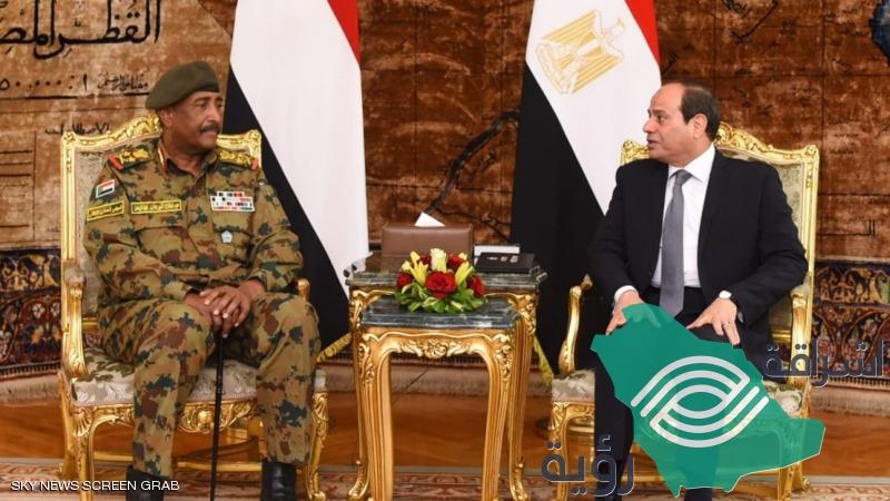 مباحثات مع السيسي في القاهرة