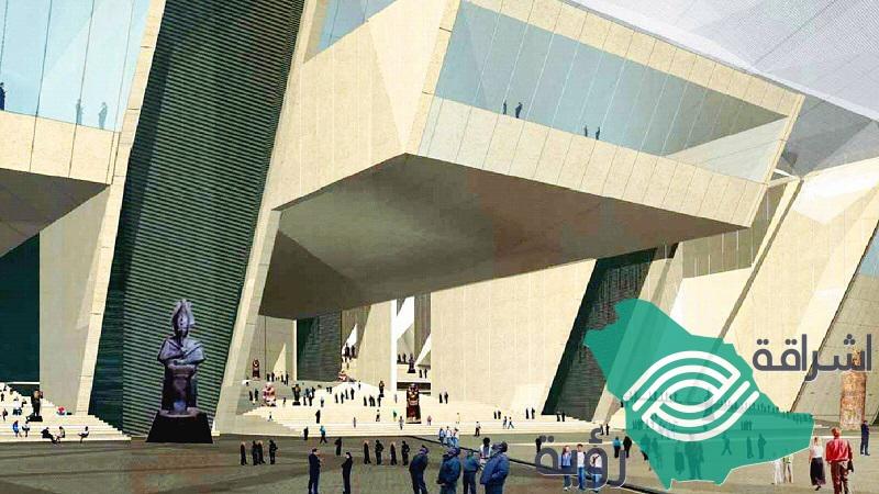 المشروع المصري الذي يضم 50 ألف قطعة اثرية