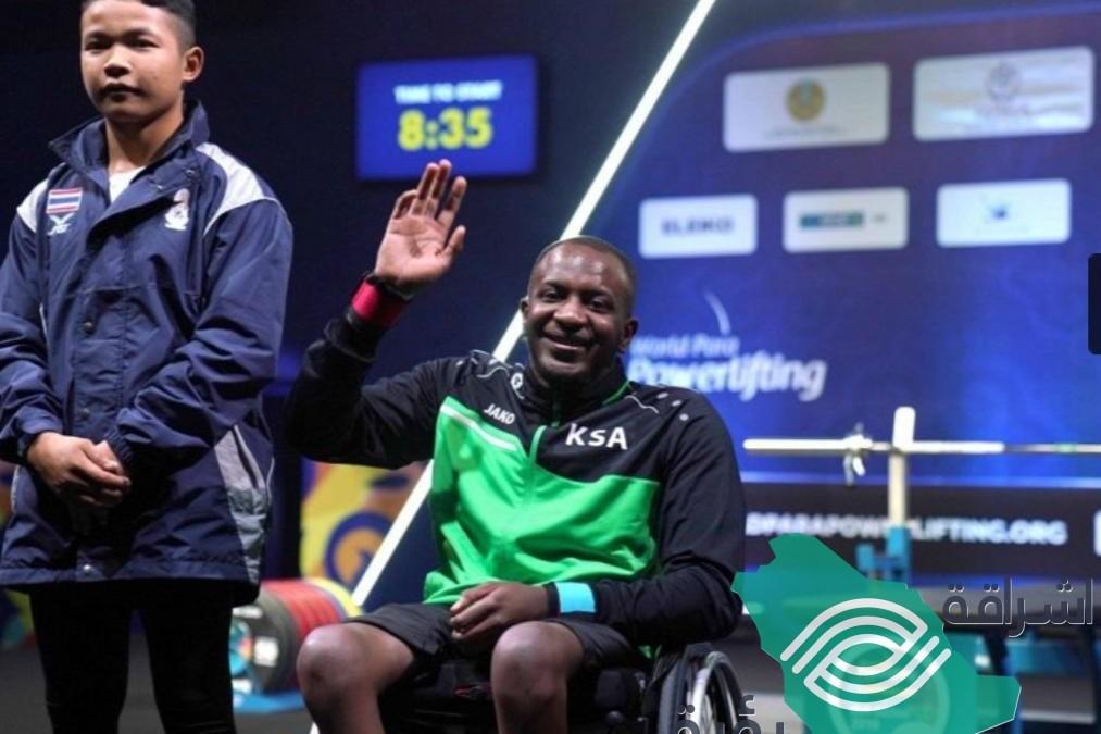 """""""عبادة هوساوي"""" المركز السادس في بطولة العالم لرفع الأثقال للإعاقة الحركية في كازاخستان"""