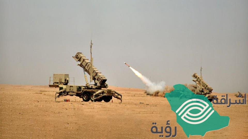 قوات التحالف تحالف دعم الشرعية في اليمن تعترض وتسقط طائرات بدون طيار أرسلتها ميليشيا على اراضي المملكة