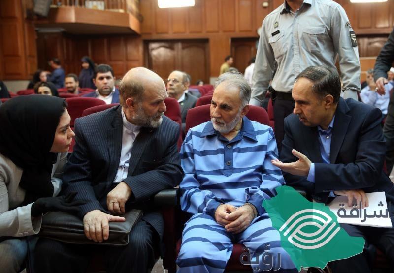 محاكمة رئيس بلدية طهران السابق بعد قتل زوجته