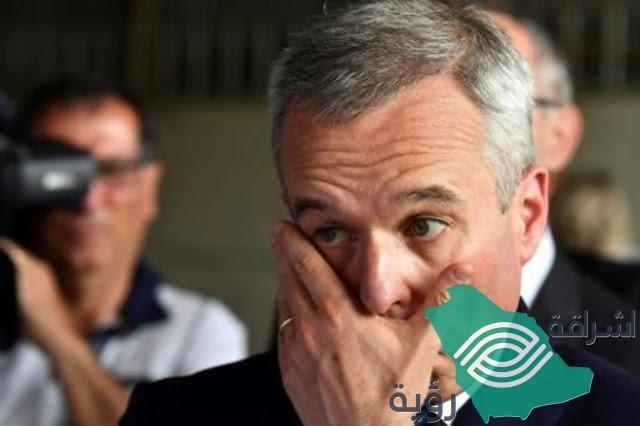 مطالبة الوزير الفرنسي بإستقالته بسبب مآدب العشاء الباذخة