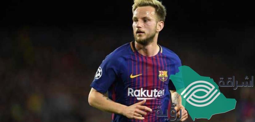 راكيتيتش يختار البقاء مع برشلونة