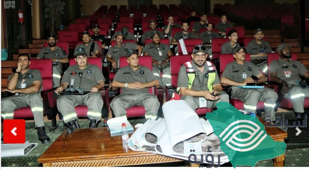 """""""فريق السلام السعودي للبحث والإنقاذ"""" يشارك في حج هذا العام ١٤٤٠ هـ"""