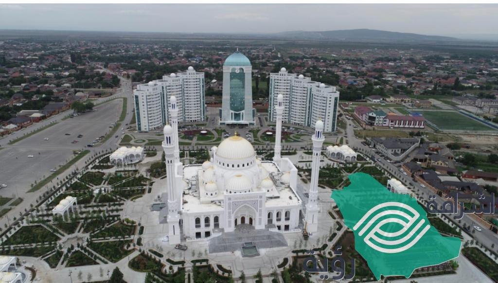 عام / افتتاح أكبر جامع في أوروبا بمشاركة المملكة العربية السعودية