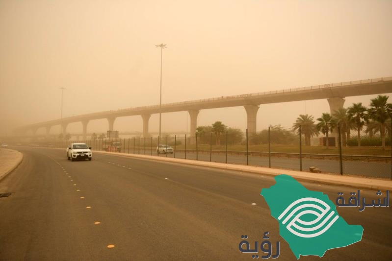 طقس الخميس: أمطار متوقعة على الباحة وجازان.. وغبار في الرياض والشرقية ونجران
