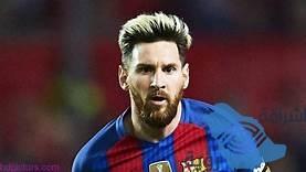 """""""ميسي"""" يُلمح بمغادرة برشلونة في حال تلقى عرضاً من نادي آخر إثر استهدافه من قبل سلطات الضرائب الإسبانية"""