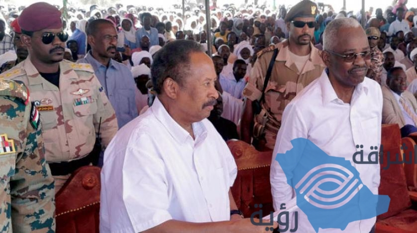 السودان: البرهان يدعو إلى تفويت الفرصة على «المتربصين بالثورة»