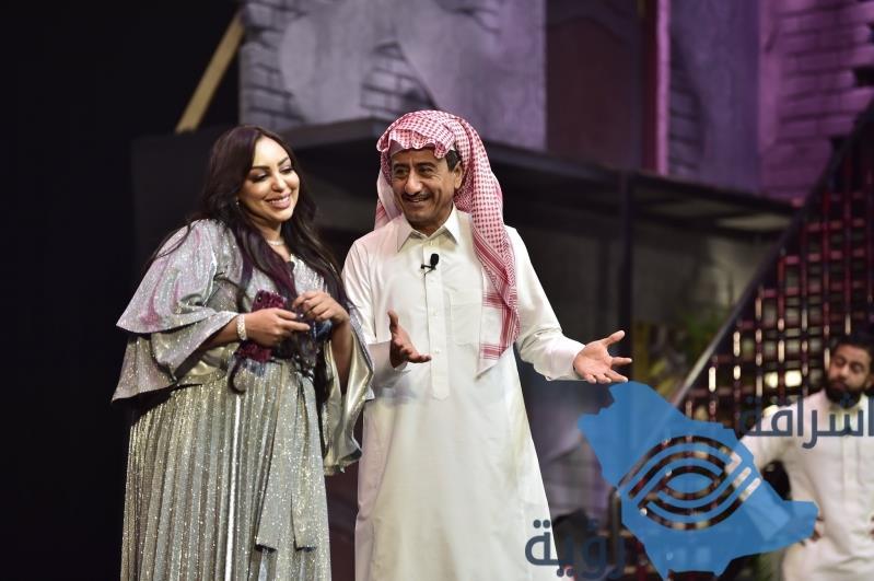 """اختتام عروض مسرحية """"الذيب في القليب"""" في الرياض بـ40 عرضًا"""