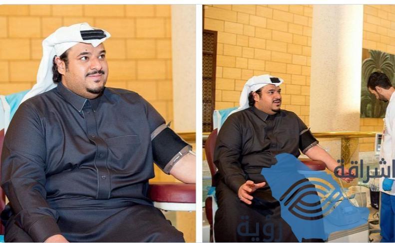 سمو نائب أمير منطقة الرياض يدشن حملة 100 يوم للتبرع بالدم