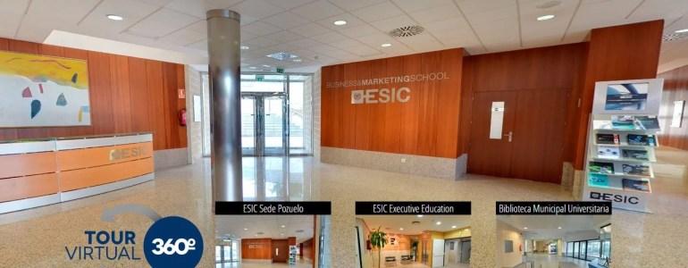 Visita Virtual - Conheça as sedes da ESIC Europa!