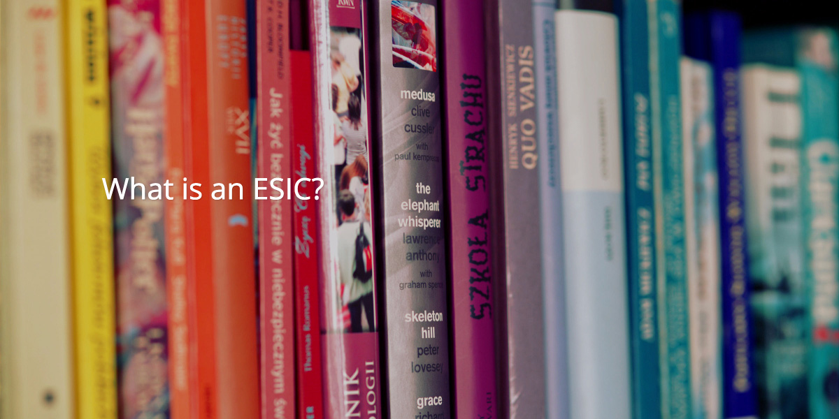 ESIC®- Paving the way to the future