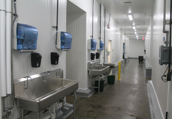 Central Commissary Kitchen  ESI Group USA