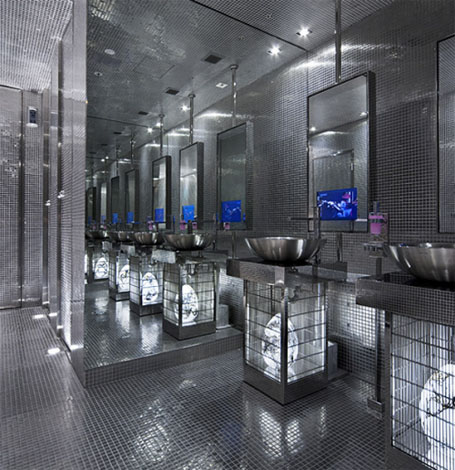 Stainless steel projects  Interior Design