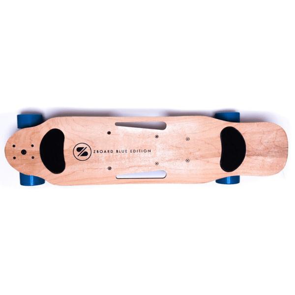 ZBoard 2 Blue Electric Longboard