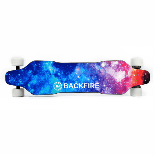 Backfire Galaxy Generation II Electric Longboard