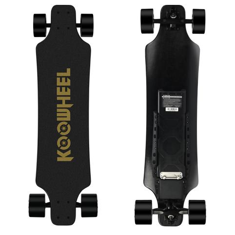 Koowheel 2nd Generation Electric Longboard