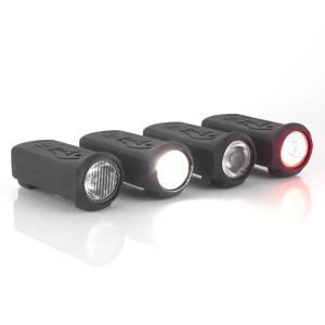 ShredLights Front and Rear - Electric Skateboard Lights