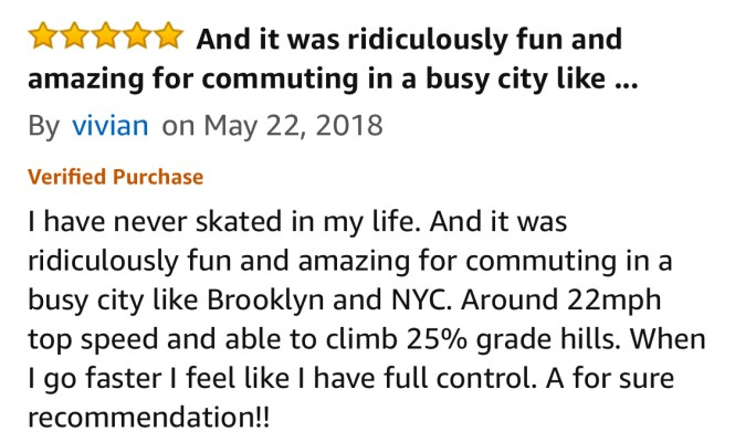 Koowheel Electric Skateboard Review 1