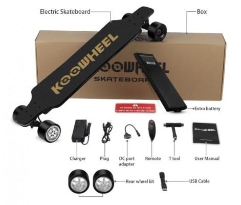 Koowheel In The Box