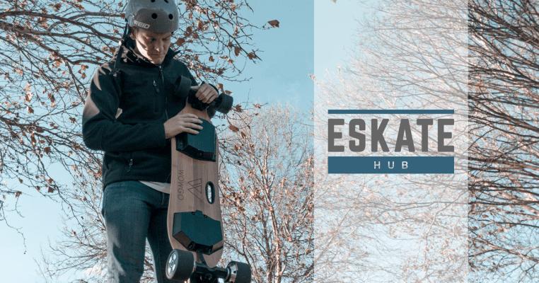 eSkate Hub Social Promo Image