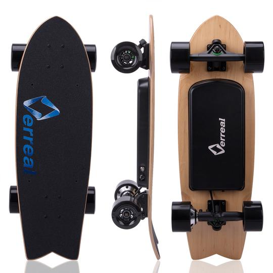 Verreal Mini electric skateboard penny board