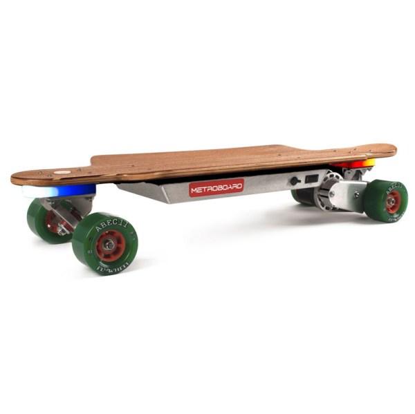 """Metroboard 33"""" Mini Slim Hardwood Edition eskateboard"""