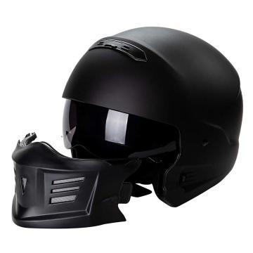 Noblemantech Full Face Helmet