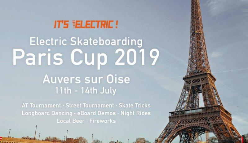 It's Electric - Paris Cup 2019