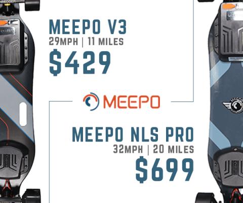 Meepo Best Sellers Banner
