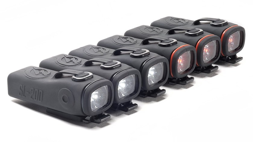 ShredLights - 3 white lights and 3 red lights