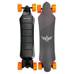Apsuboard SP Stealth electric skateboard