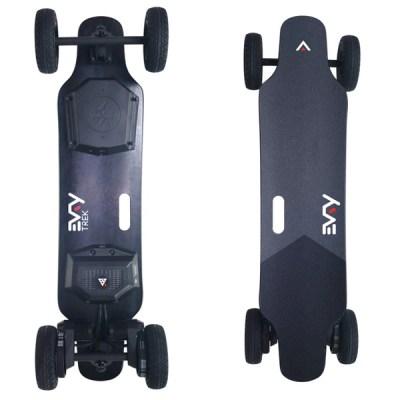 EVRY Trek Plus 2-in-1 electric skateboard