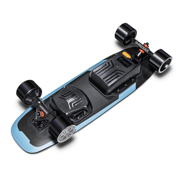Meepo Mini 2 underneath deck