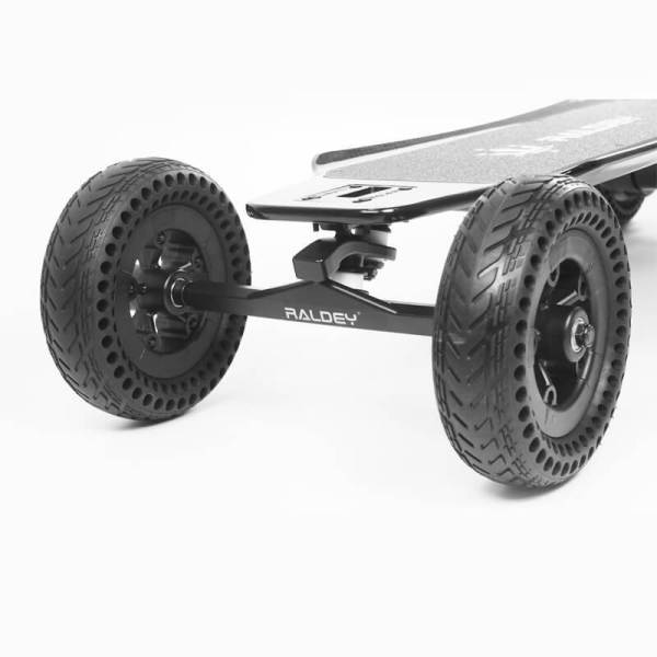 Raldey Cabron AT V2 front trucks